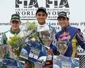 Após vice no europeu, filho de Schumi repete dose e é 2º no Mundial de Kart