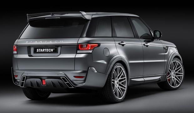 Range Rover Sport Startech  (Foto: Divulgação)