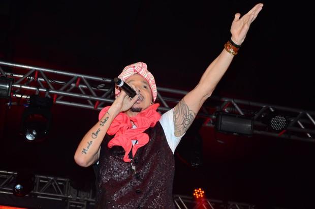 Netinho (Foto: Webert Belicio / AgNews)