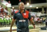 """Mazola vence com CRB, mas reclama da arbitragem: """"Ligamos o alerta"""""""
