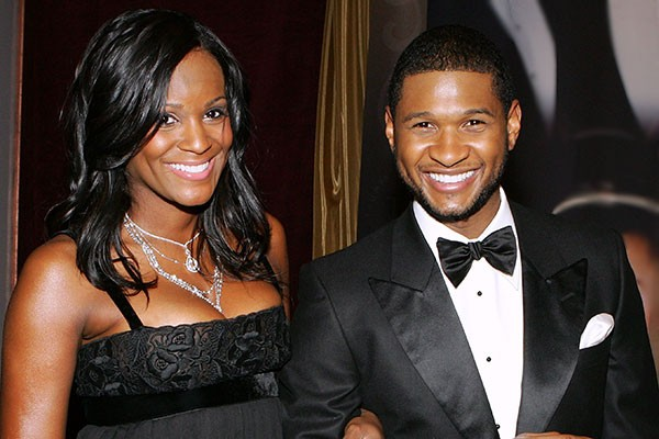 Usher e Tameka Foster (Foto: Getty Images)