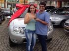 Casal não consegue consertar carro na garantia (Arquivo Pessoal/Vanderlan Freitas)