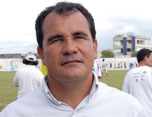 Adauto Menegussi, presidente do Linhares (Foto: Arquivo/Cedoc/A Gazeta)