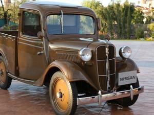 Datsun 17, de 1938, vem de museu no Japão (Foto: Divulgação)
