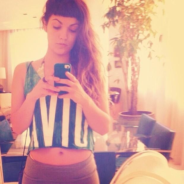 Mariana Cortines (Foto: Instagram / Reprodução)