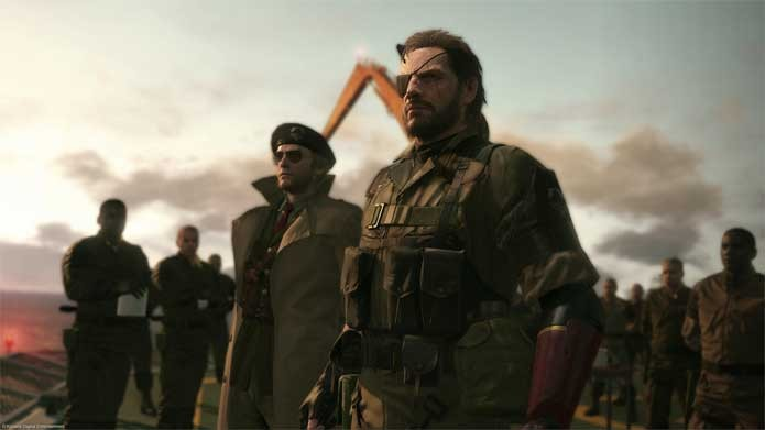 Metal Gear Solid 5: The Phantom Pain (Foto: Divulgação/Konami)