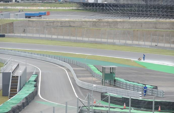 Circuito Interlagos Fórmula 1 (Foto: David Abramvezt)