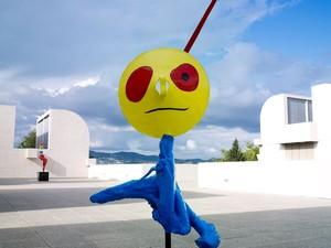Esta é a maior exposição realizada no Brasil dedicada a Joan Miró (Foto: Successión Miró/Divulgação)