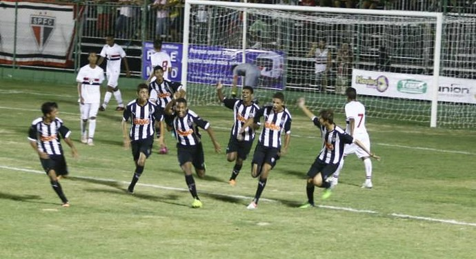 São Paulo x Atlético-MG, Copa Brasil Infantil, sub-15, Votorantim (Foto: Marcos Ferreira / SECOM Votorantim)