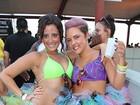 Público do Ultra Music Festival, em Miami, capricha no look