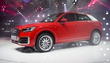Audi Q2 (FABRICE COFFRINI / AFP)