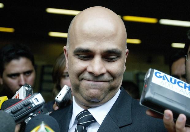 Marcos Valério (Foto: O Globo)