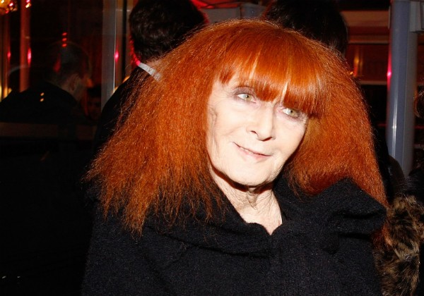 Sonia Rykiel, estilista francesa, morre aos 86 anos (Foto: Getty Images)