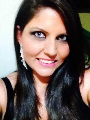A gaúcha Larissa Gonzalez (Foto: Arquivo pessoal)
