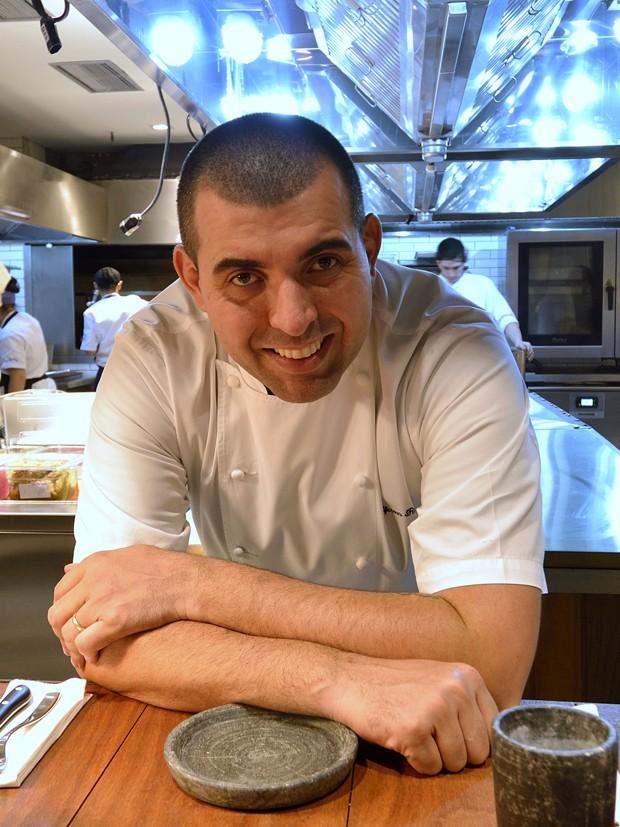 O chef Jefferson Rueda (Foto: Divulgação)