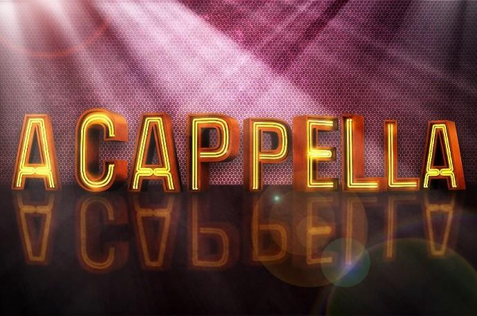 A Cappella estrela no dia 21 de fevereiro (Foto: TV Globo/Divulgação)