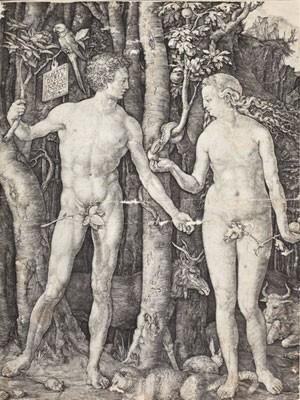Público vai poder conferir gravura 'Adão e Eva', de Albrecht Durer (Foto: Divulgação)