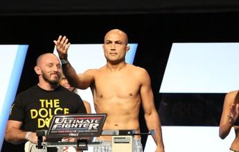 BJ Penn confessa uso de soro e está fora de luta contra Miller no UFC 199