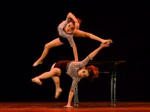 """Terceiro lugar no balé clássico de repertório solo feminino júnior foi """"Noite de Walpurgis"""" (Foto: Claudio Etges/Divulgação)"""