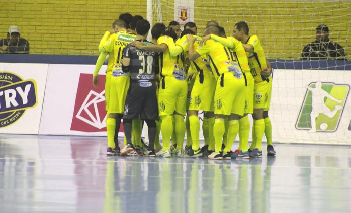 São José Futsal LNF (Foto: Quarttus Marketing/ Divulgação)