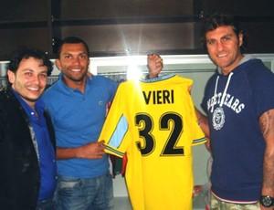 Frank Assunção diretor do Vasco facebook Vieri (Foto: Reprodução / Facebook)