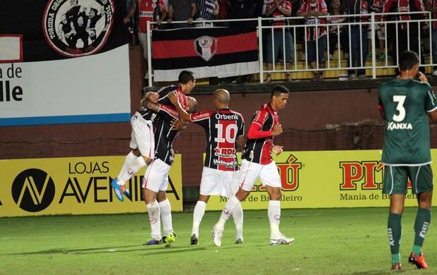 Joinville x Icasa (Foto: José Carlos Fornér/JEC)
