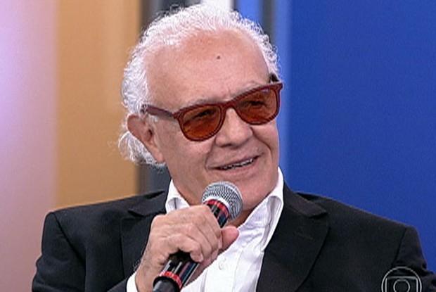 Ney Latorraca - Encontro (Foto: Reprodução/TV Globo)