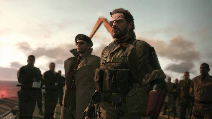 Metal Gear Solid 5: The Phantom Pain pode ter sido o último grande jogo da Konami (Foto: Reprodução/Daily Read List)