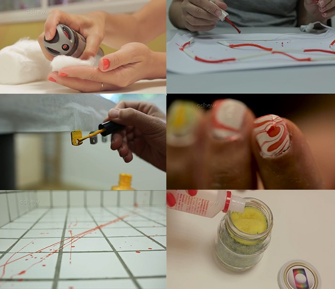 Veja testes com esmaltes e descubra o que vai realmente facilitar a sua vida (Foto: Divulgação)