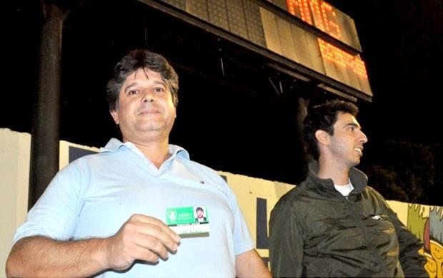 Torcedores, América-MG, Romeirão (Foto: Arquivo / Site oficial do América-MG)