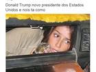 Vitória de Donald Trump na eleição dos EUA bomba em memes na web