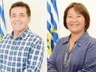 Amélia e Valdir Alvarenga têm contas de campanha rejeitadas pela Justiça