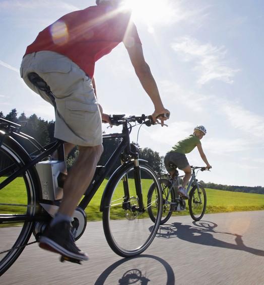 A hora é da bicicleta  (Getty Images - Jan Greune)