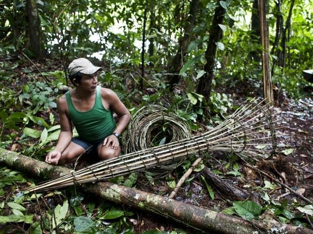 Imaginário do homem amazônico será também um dos alvos da exposição, em Manaus (Foto: Divulgação/Musa)