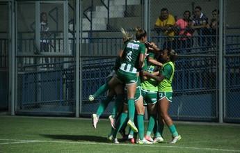 CBF altera horários de jogos do Iranduba no Brasileirão Feminino