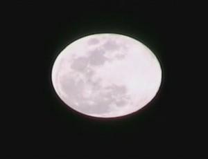 Trilha da Lua em Porto Velho (Foto: Reprodução/TV RO)