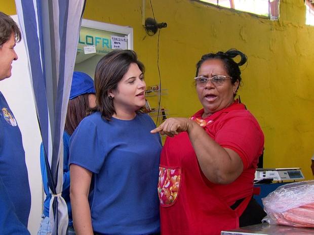 Priscila Krause (DEM), candidata à prefeita do Recife (Foto: Reprodução/TV Globo)