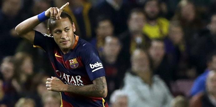 Neymar Barcelona Rayo Vallecano (Foto: EFE)