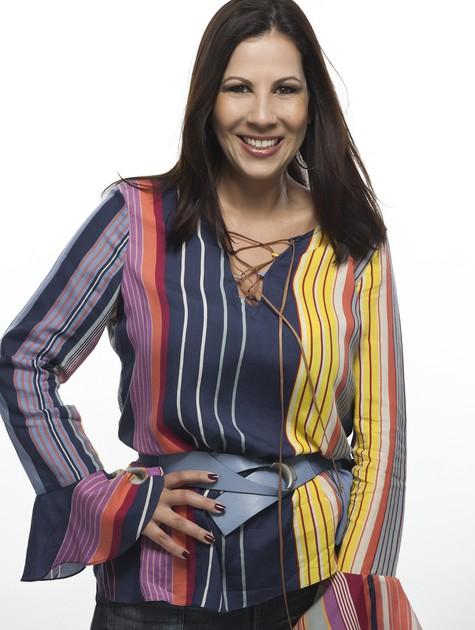 Carla Daniel: atriz perdeu 20 quilos em menos de um ano (Foto: Marcelo Correa)