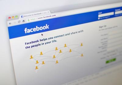 facebook mídias sociais  (Foto: shutterstock)