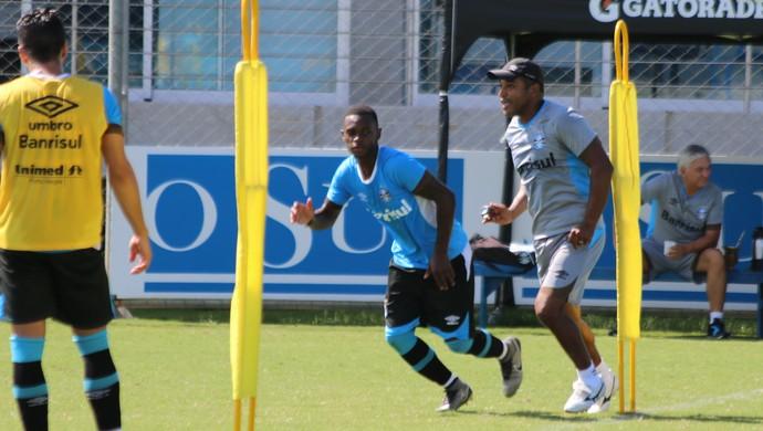 Lincoln Roger Machado Grêmio  (Foto: Eduardo Moura/GloboEsporte.com)