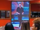 'BBB 17': 'Tiago Leifert traz frescor ao programa', elogia diretor