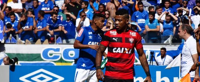 Cruzeiro e Vitória (Foto: Maurício Paulucci)