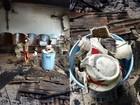 Terreiro de umbanda é destruído e polícia apura suposto crime de ódio