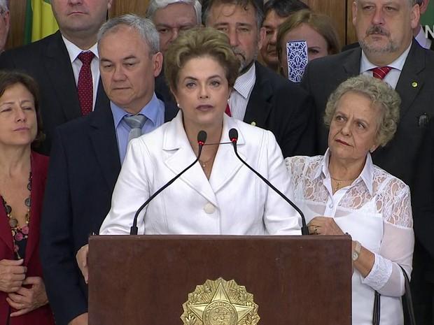Dilma (Foto: Reprodução/GloboNews)