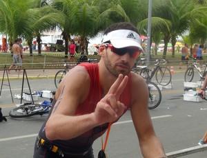 Triatlo al  Carlos Pinto (Foto: Rosy Marques)