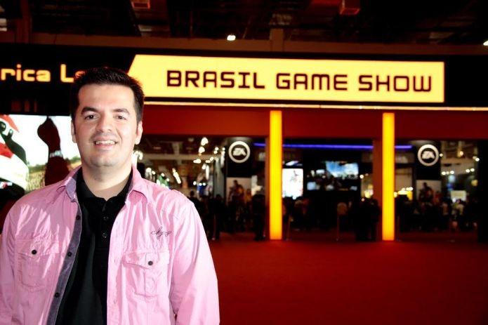 Marcelo Tavares revelou à coluna Geração Gamer que a BGS deste ano terá um espaço indie (Foto: Divulgação)