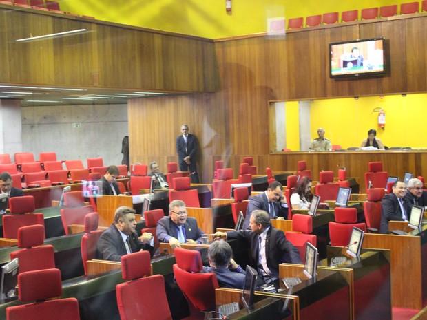Resultado de imagem para imagens da assembleia legislativa do piaui