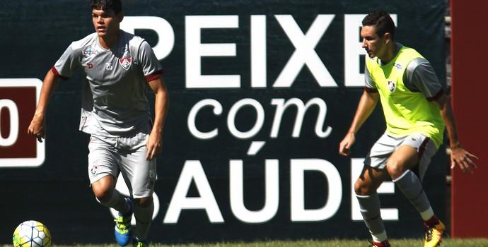 ayrton, fluminense (Foto: Nelson Perez/Fluminense FC)