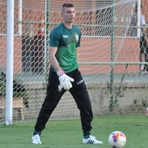 João Ricardo, goleiro do América-MG (Foto: Divulgação/ América-MG)